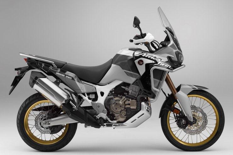Honda จดทะเบียนแบรนด์ Transalp