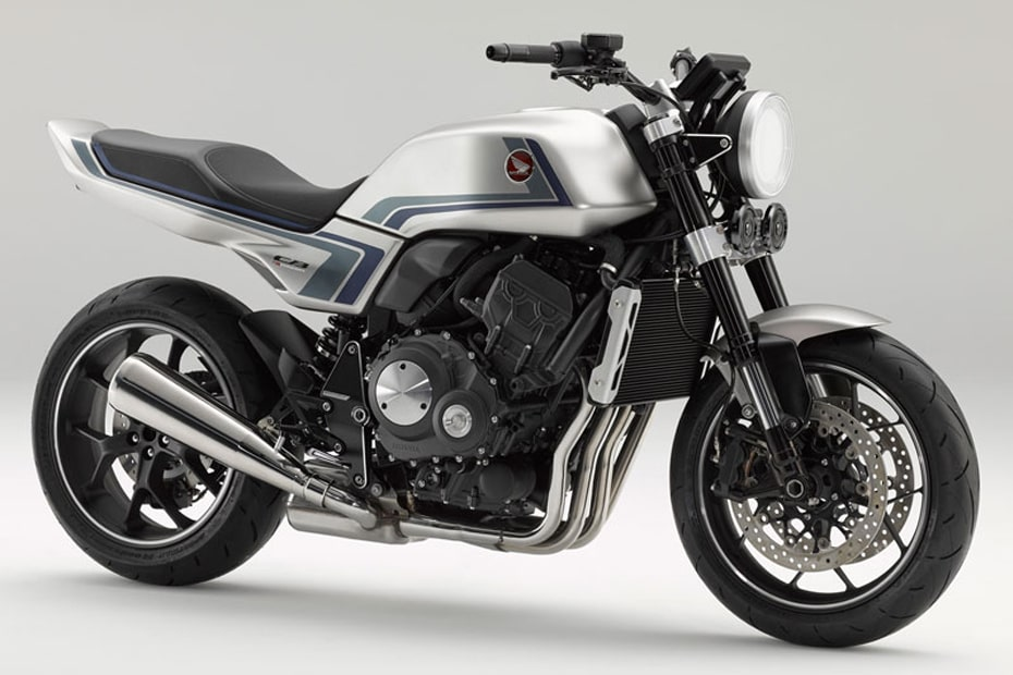 ฮอนด้าเปิดตัว CB-F Concept ประกาศในงาน Honda Virtual Motorcycle Show
