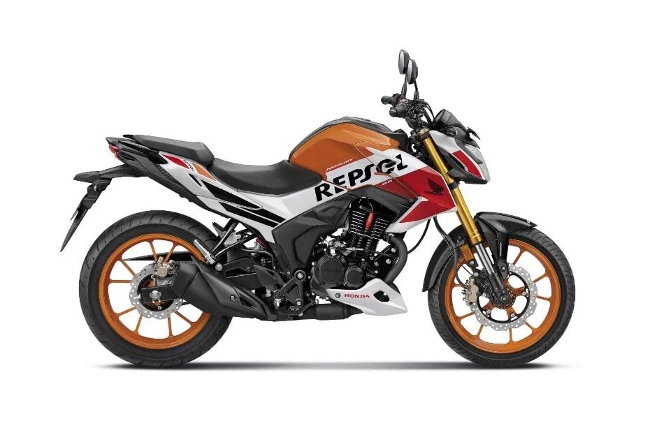 เปิดตัว Honda Hornet 2.0 Repsol Edition ในประเทศอินเดียราคา 128,000 รูปี