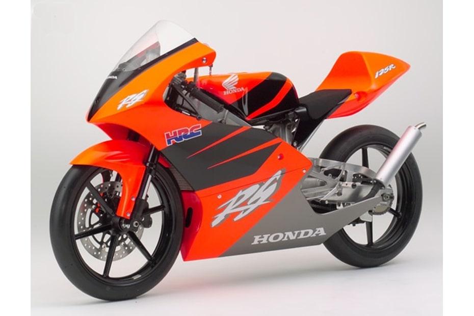 เผยข้อมูลจำเพาะ Honda RS125R จักรยานยนต์ที่ขับเคลื่อน 43 แรงม้า
