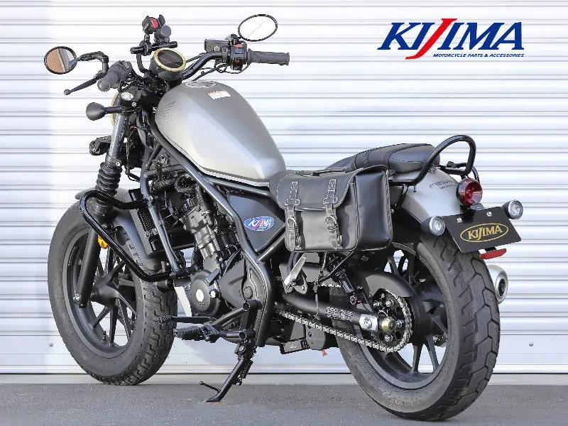 Honda Rebel สไตล์ Harley-Davidson แปลงโฉมโดย Kijima