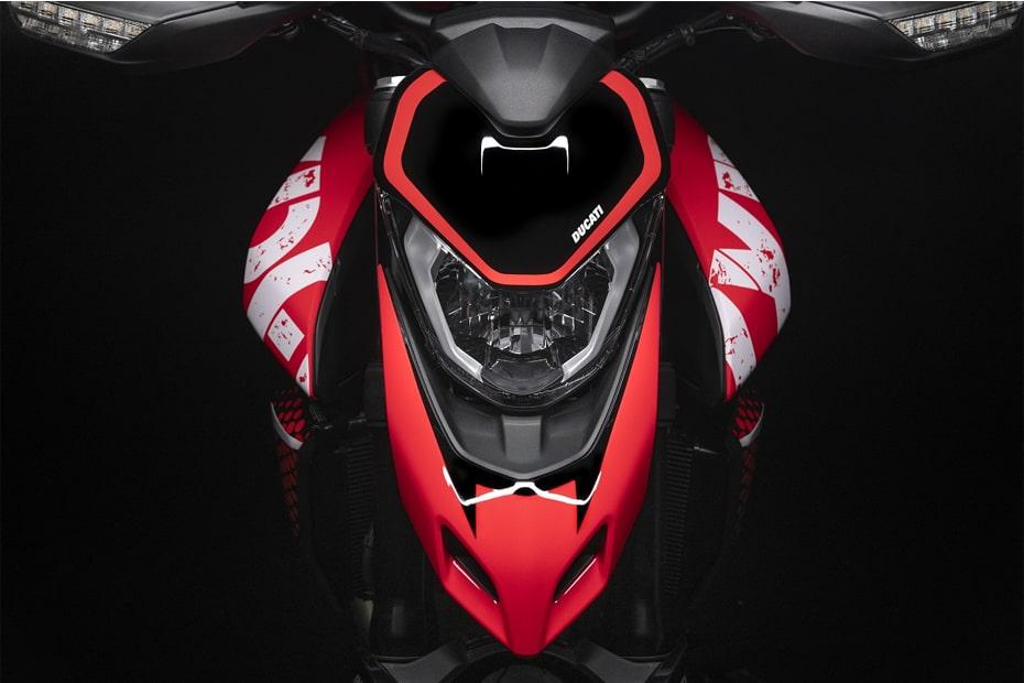 รุ่นพิเศษ Ducati Hypermotard 950 RVE 2020 ที่มาพร้อมกราฟิกไม่เหมือนใคร