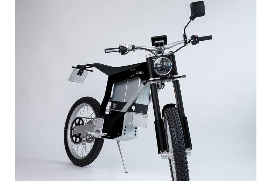 เผยรายละเอียด Cake Kalk INK SL 2020 จักรยานยนต์ไฟฟ้า