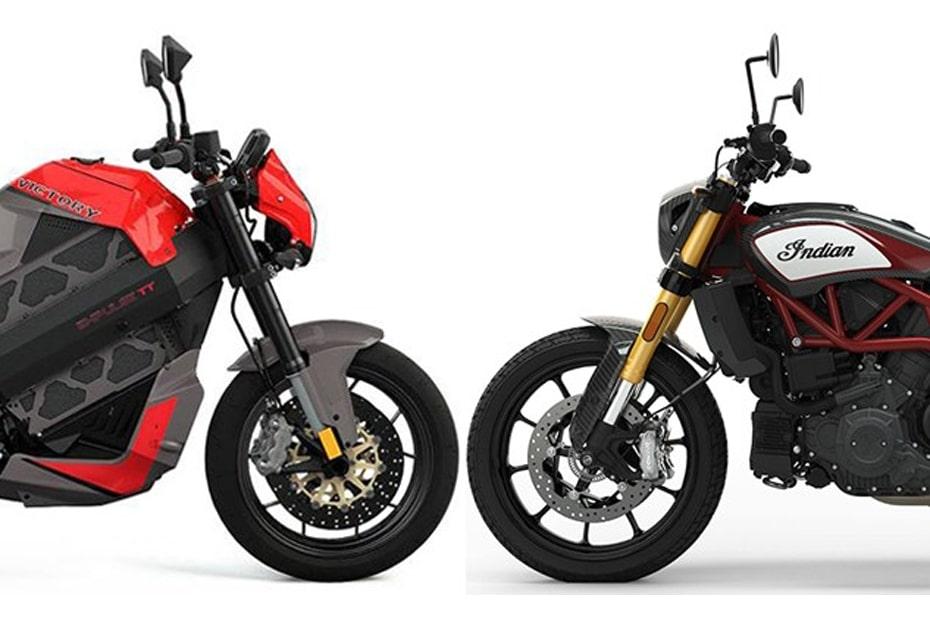 เผย Indian Motorcycle ยื่นจดสิทธิบัตรการค้าชื่อ EFTR สำหรับจักรยานยนต์ไฟฟ้า