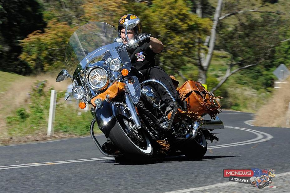 Indian Motorcycle เรียกคืน 3 โมเดลรุ่น Indian Chief, Chief Vintage และ Chieftain