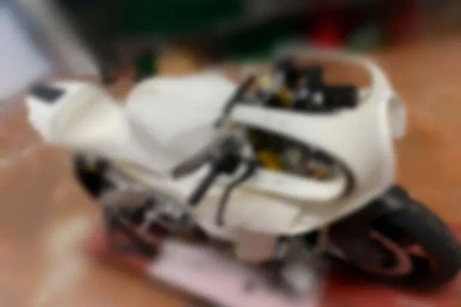 เผยภาพเบลอ Bimota KB4 แสดงรายละเอียดจักรยานยนต์ที่น่าสนใจ