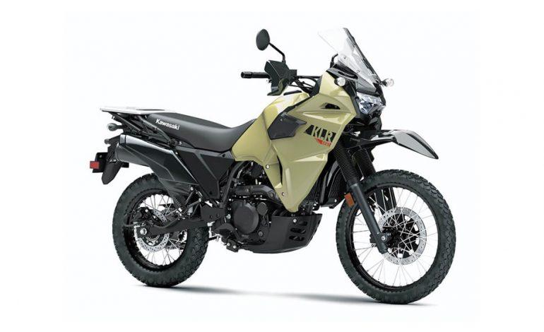 ใหม่ Kawasaki KLR650 2021 เปิดตัวในสหรัฐอเมริกา