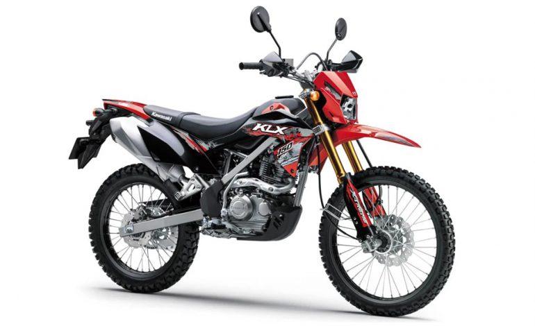 Kawasaki เปิดตัว KLX150 และ KLX150 BF เวอร์ชั่น 2021 สีใหม่