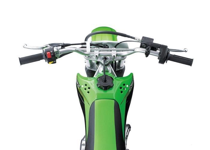 Kawasaki KLX140 หน้าปัด