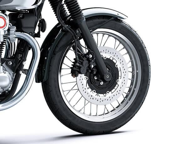 Kawasaki Meguro K3 2021 ล้อซี่ลวด