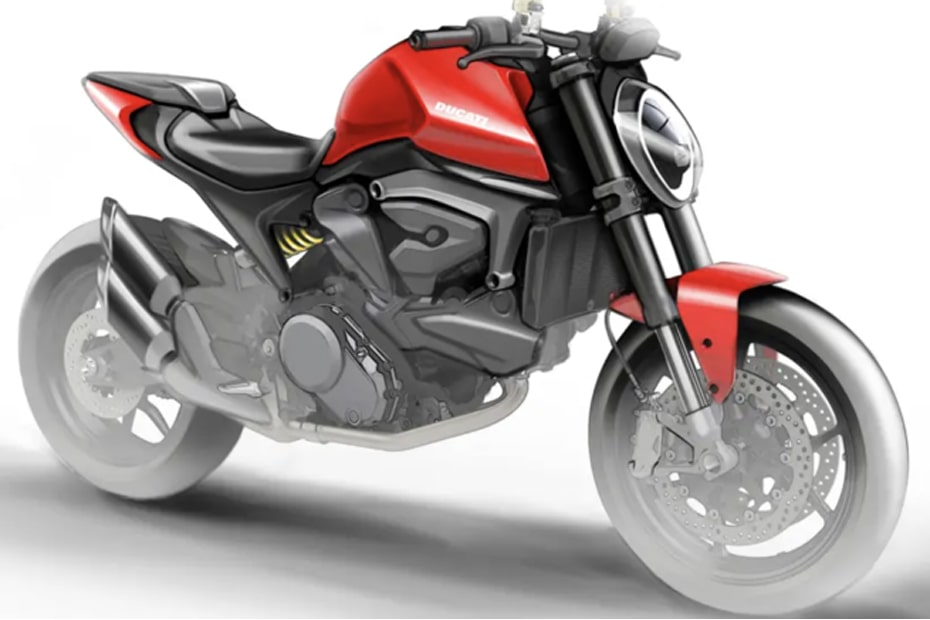 เผยโฉม Ducati 821 Monster 2021 ลุ้นเปิดตัวเร็วๆนี้