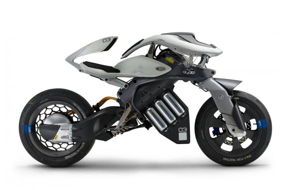 เตรียมพัฒนา Yamaha สร้างมอเตอร์ไซค์ขับเคลื่อนด้วยหุ่นยนต์ไร้คนขับ