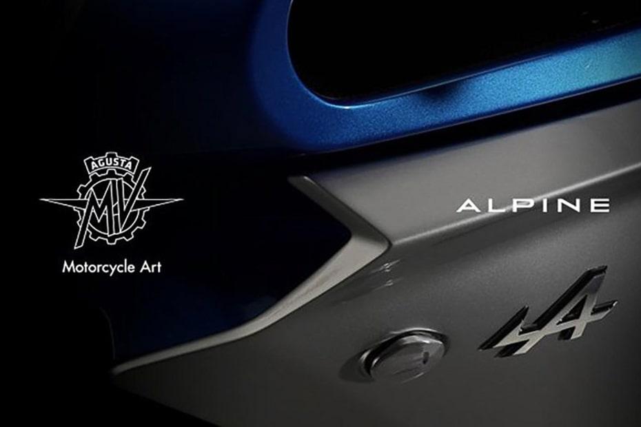 เผย MV Agusta ร่วมมือกับ Alpine Cars สำหรับรถรุ่นใหม่ก็เป็นได้