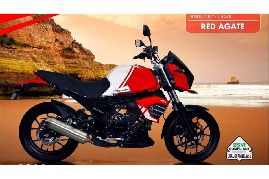 เตรียมเปิดตัว Mahindra Mojo 300 2020 ในอินเดียด้วยสีแดงใหม่เร็วๆนี้