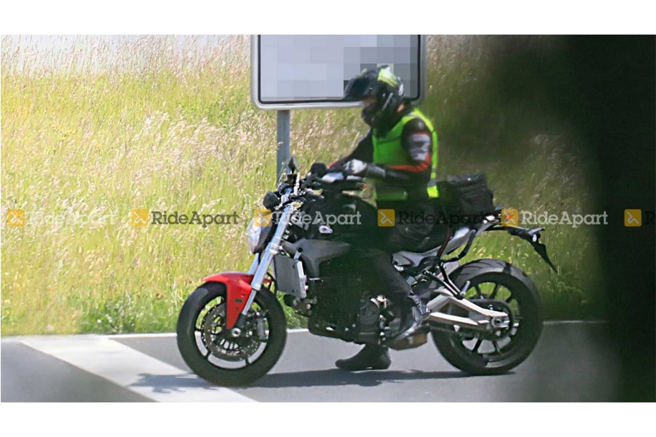 เผยภาพ Ducati Monster 2021 วิ่งทดสอบในประเทศเยอรมนี