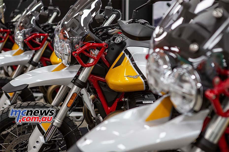 Moto Guzzi เรียกคืน V85 TT หลังข้อบกพร่องเกี่ยวกับซีลเพลาขับและ footpegs