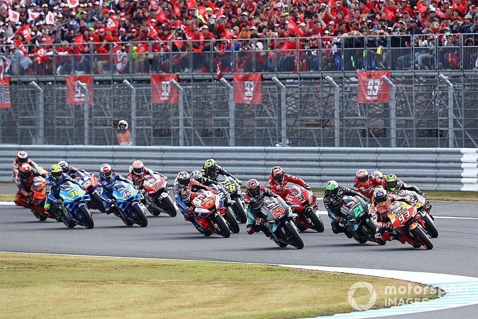 MotoGP ประกาศยกเลิก GP ปี 2020 สำหรับสนาม Motegi ของญี่ปุ่น