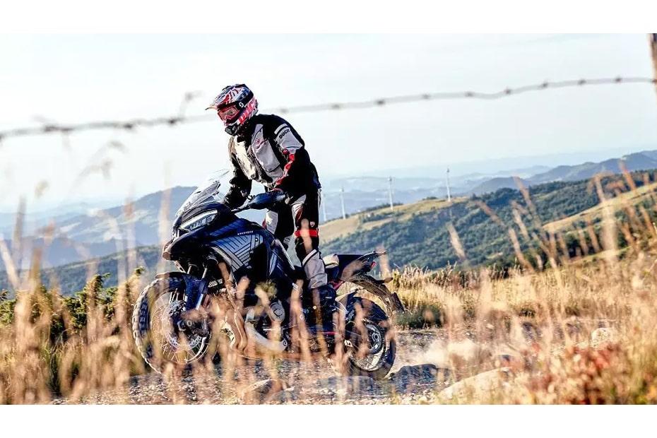 เผยภาพหลุด Ducati Multistrada V4 2021 คาดเปิดตัวอเมริกาเร็วๆนี้