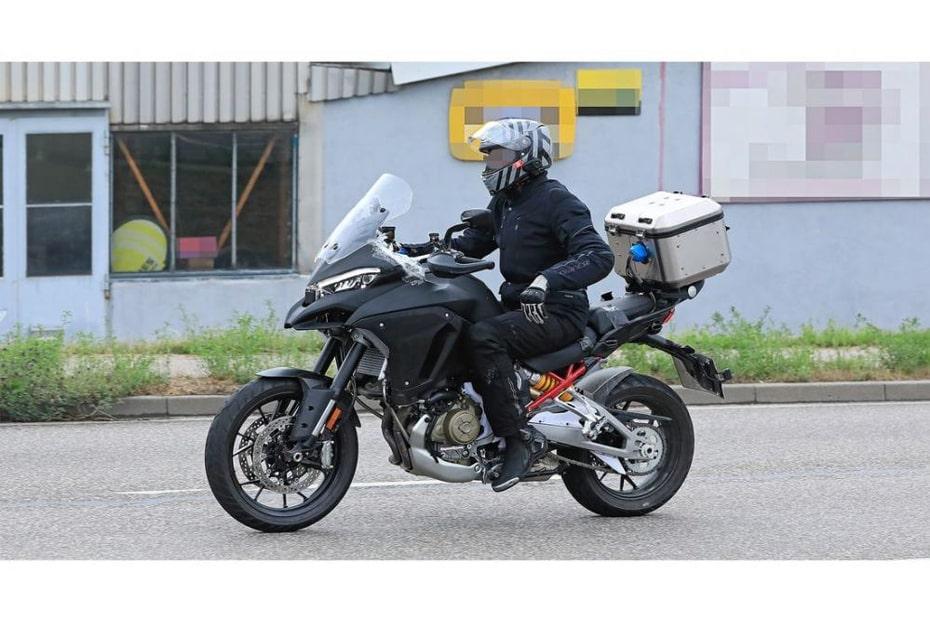 พบภาพถ่าย Ducati Multistrada V4 2020 วิ่งทดสอบ พร้อมเผยรายละเอียดที่น่าสนใจ
