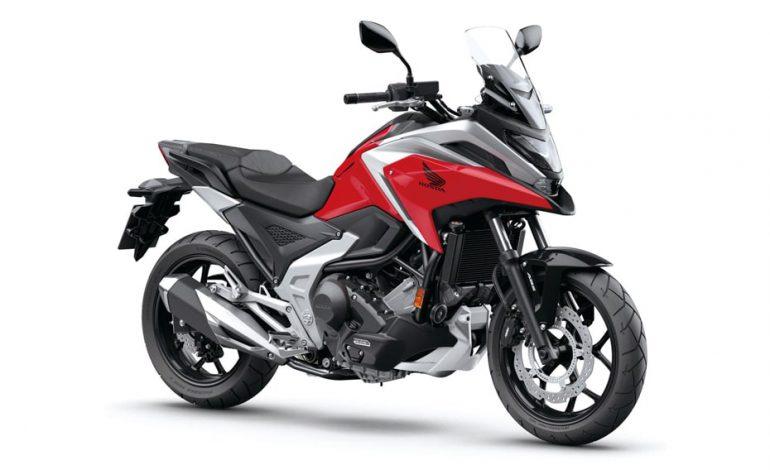 เผย Honda NC750X 2021 โมเดลใหม่ พร้อมการเปลี่ยนแปลงที่น่าสนใจ