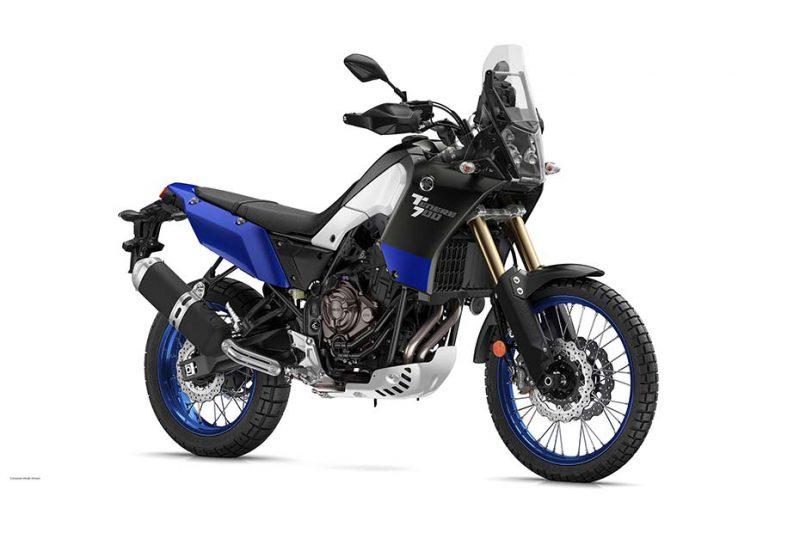 New 2021 Yamaha Ténéré 700 เปิดตัวที่สหรัฐอเมริกาเร็วๆ นี้