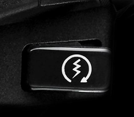 New Suzuki Gixxer SF 250 2021 ระบบสตาร์ทอัจฉริยะแบบ Push Start