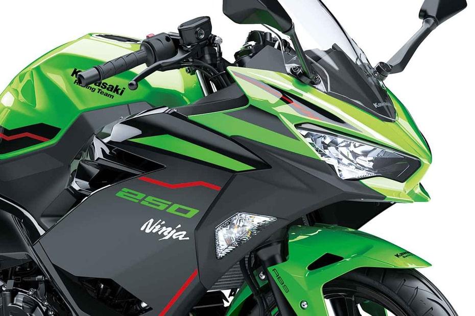เปิดตัว Kawasaki Ninja 250 2021 ในประเทศญี่ปุ่นราคาอยู่ที่ 634,500 เยน