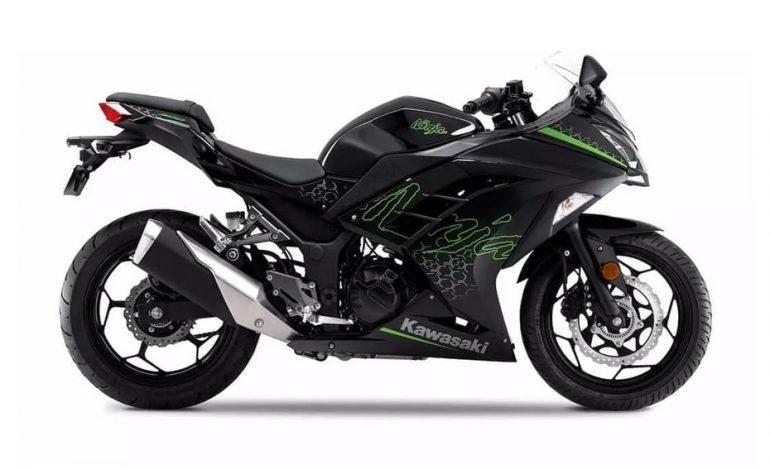 เปิดให้จองล่วงหน้า Kawasaki Ninja 300 2021 สีใหม่ใน Amazon India