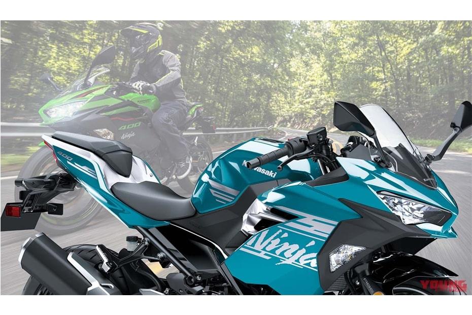 เตรียมวางจำหน่าย Kawasaki Ninja 400 2021 ในญี่ปุ่นวันที่ 1 ตุลาคม 2020