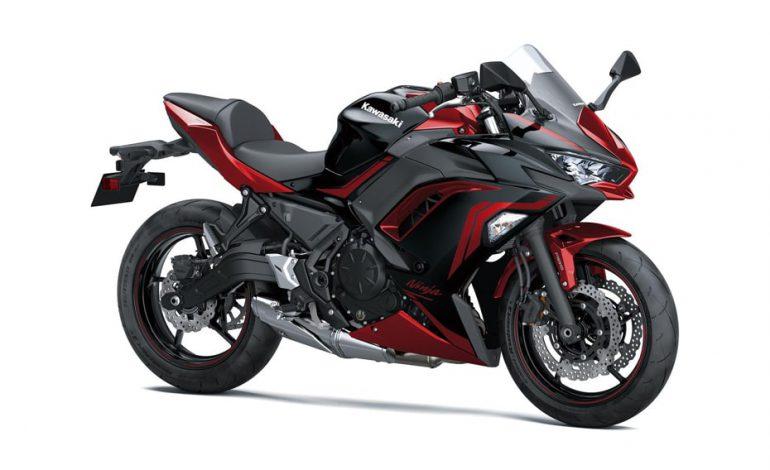 Kawasaki Ninja 650 KRT edition 2021 สีใหม่เปิดตัวอย่างเป็นทางการ