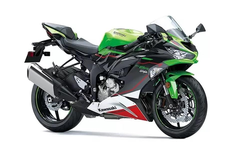 เผยโฉม Kawasaki Ninja ZX-6R 2021 ด้วยสีใหม่ที่ออกแบบได้น่าสนใจ