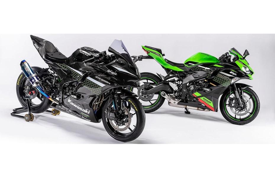เผยการแปลงโฉม Kawasaki Ninja ZX25R Racer Custom พร้อมที่จะแข่ง OMR 2021