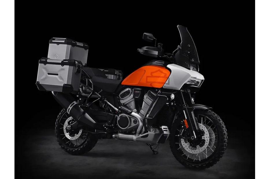 เลื่อนการเปิดตัว Harley-Davidson Pan America 1250 และ Bronx เป็นปี 2021