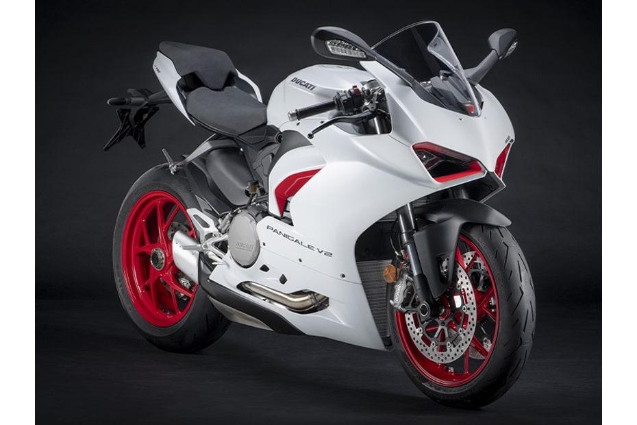 New Ducati Panigale V2 2020 มาพร้อมสีใหม่ White Rosso