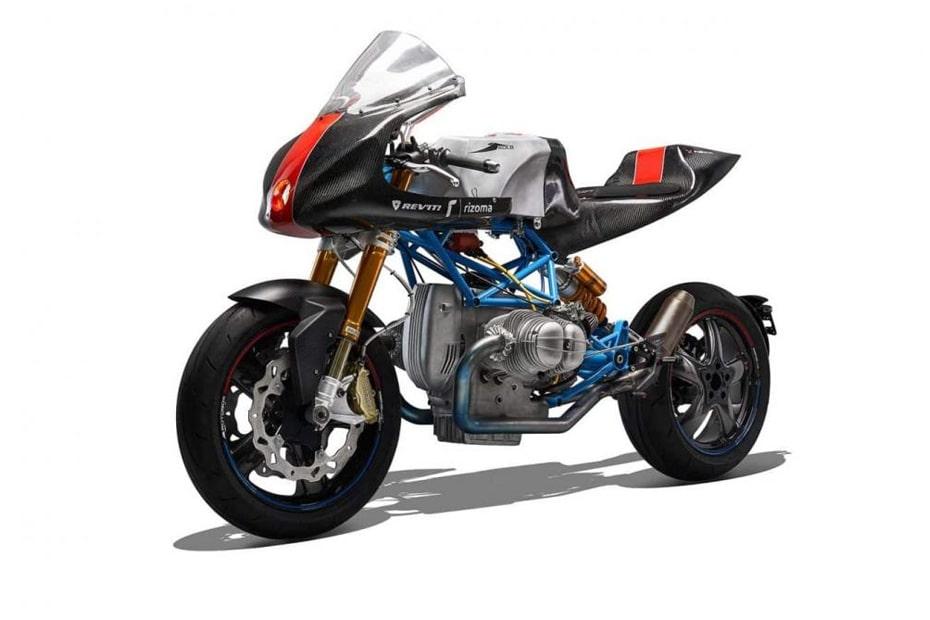 เผยภาพการออกแบบ BMW R90 รุ่นพิเศษ โดย Scott Kolb