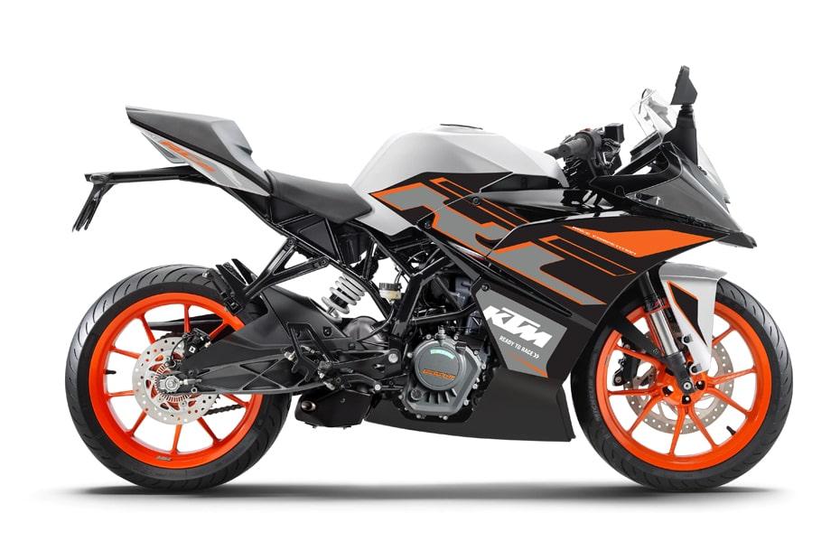 สีใหม่ KTM RC 125 2021 เปิดตัวอย่างเป็นทางการในอินเดีย