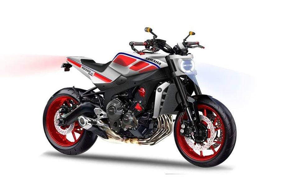 เผยภาพเรนเดอร์ Yamaha RD350 เปลี่ยนรูปลักษณ์ที่สวยงามมาก
