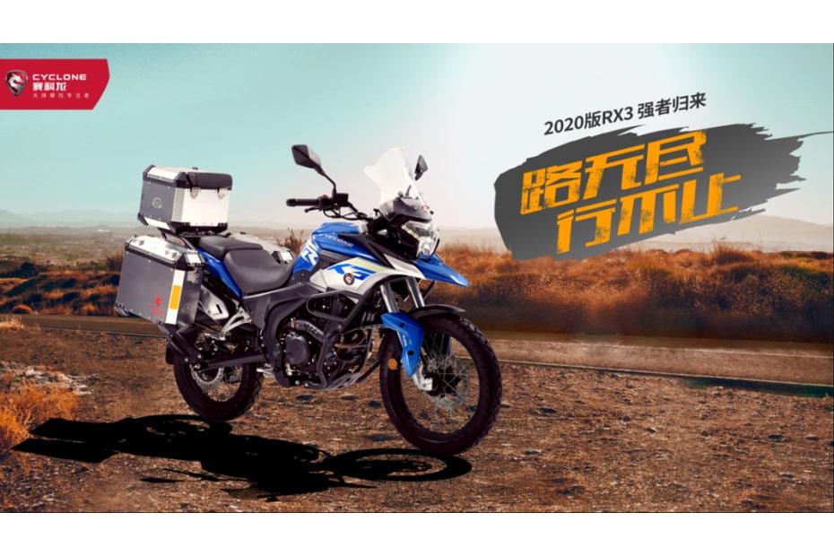 ใหม่ Zongshen RX3 Cyclone 2020 เครื่องยนต์ประสิทธิภาพสูง 26 แรงม้า