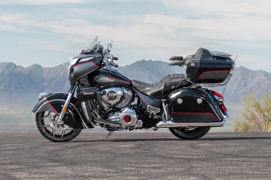 เผยรายละเอียด Indian Roadmaster Elite 2020 บิ๊กไบค์เครื่องยนต์ Thunder Stroke 116
