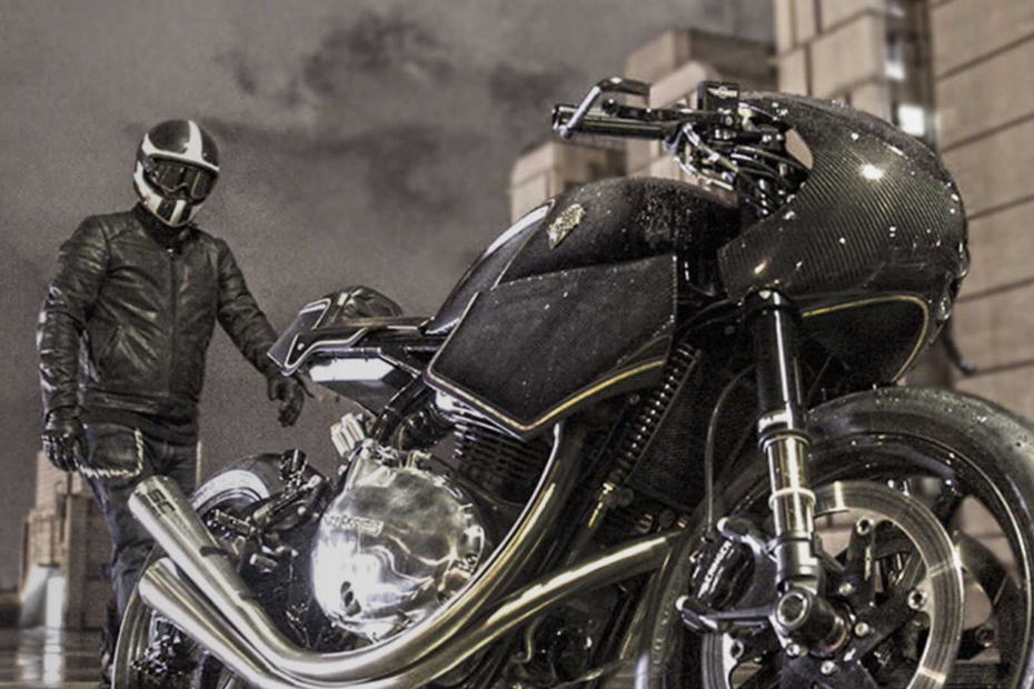 Royal Enfield นำนักปรับแต่งจักรยานยนต์ ที่จะเปิดตัวในซีรี่ส์ใหม่