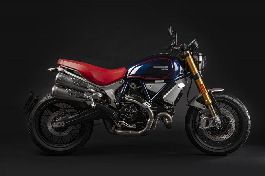Ducati ผลิต Scrambler 1100 รุ่นพิเศษจาก Ducati และ Scuderia Club Italia