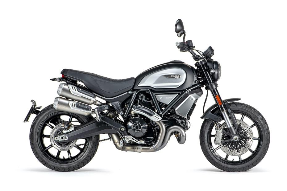 เปิดตัว Ducati Scrambler 1100 Dark Pro 202 ในราคา 12,490 ยูโร