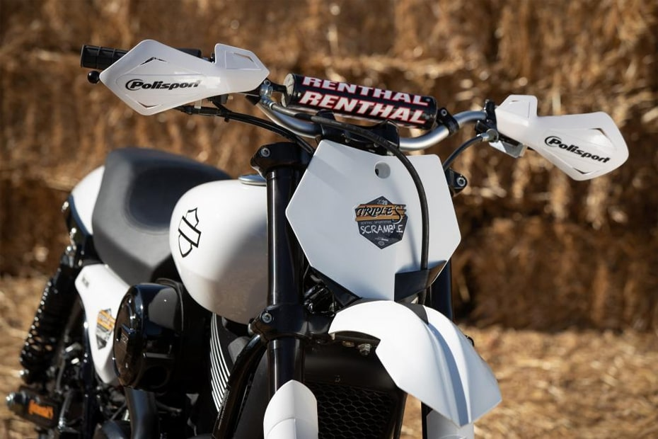 เผยรายละเอียด Harley-Davidson Street 750 แปลงโฉมให้เป็น XG750