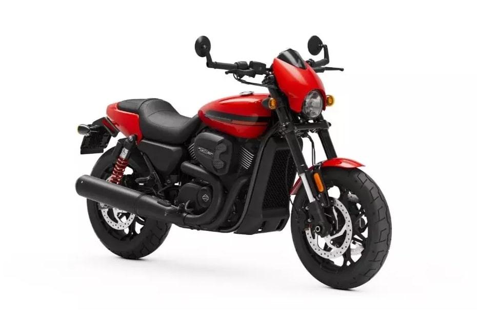 Harley-Davidson Street Rod ถูกลดราคาลงในอินเดีย