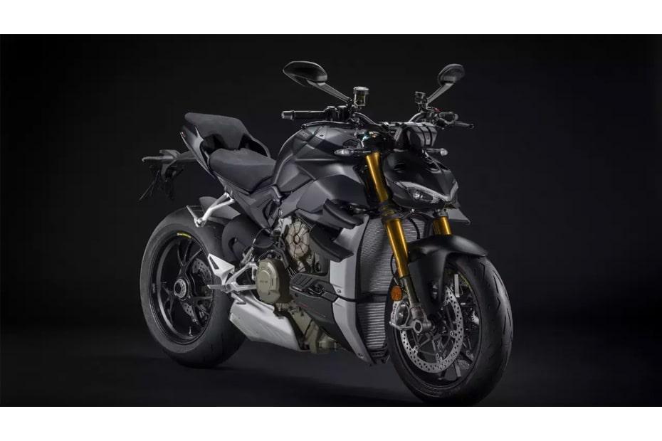 สีใหม่ Ducati Streetfighter V4 2021 เผยโฉมอย่างเป็นทางการ