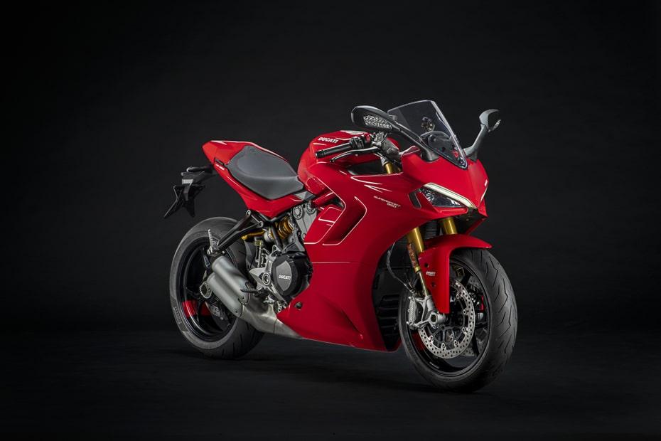 เปิดตัว Ducati SuperSport 950 2021 มาพร้อมแฟริ่งด้านหน้าใหม่ที่เพิ่มความสปอร์ต