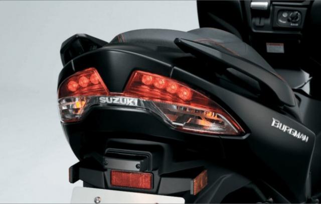 Suzuki Burgman 400 ABS 2020 ไฟท้าย
