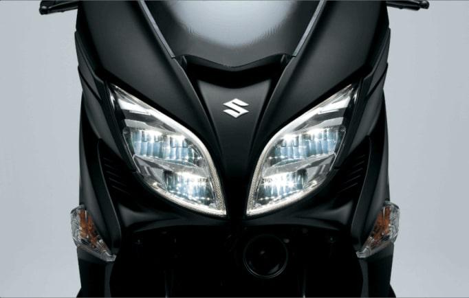 Suzuki Burgman 400 ABS 2020 ไฟหน้า
