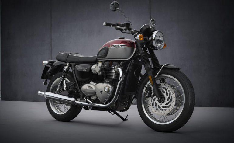Triumph เปิดตัว Bonneville T120 2021 ในญี่ปุ่นราคา 1,576,000 เยน