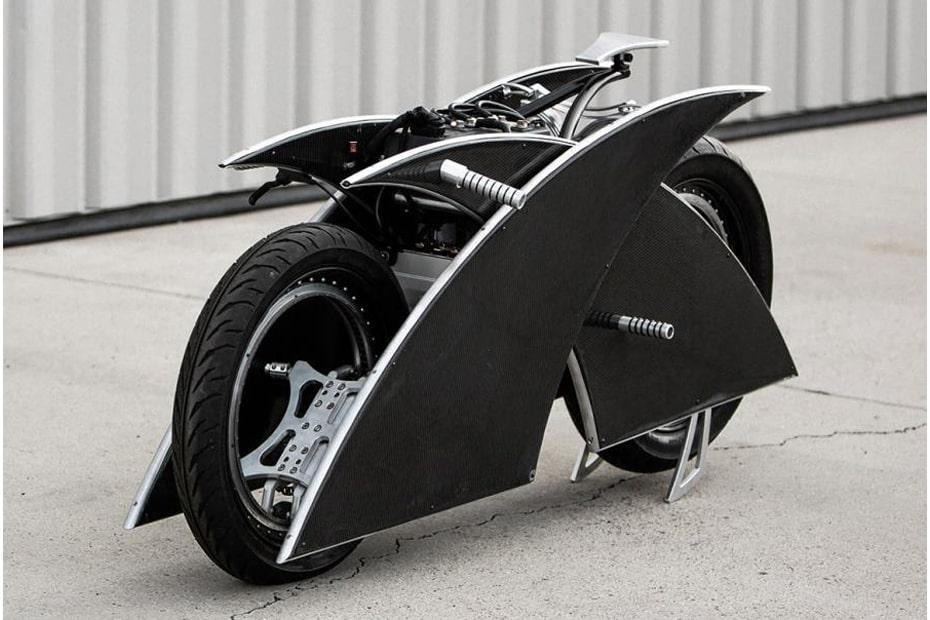 คาดเป็นมอเตอร์ไซค์ใหม่ THE RACER-X ที่ออกแบบสไตล์โดดเด่น